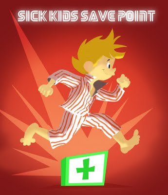 Play Games! Save Kids!